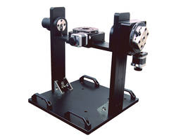New AU300-ER Two-Axis Gimbal Mount Features 360 Degree Continuous Rotation of Each Axis