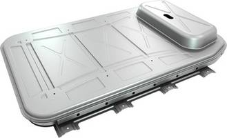 New Aluminum Sheet Battery Enclosure is Recyclable and Corrosion Resistant