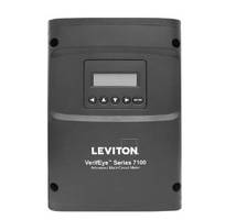 Leviton Introduces 7000 and 7100 Series Branch Circuit Monitors That Can Monitor Up to 48 Independent User-Defined Inputs