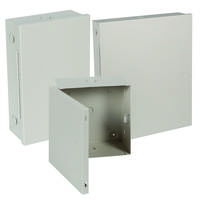 STI Introduces Metal Protective Cabinets That Meet UL/cUL Standards