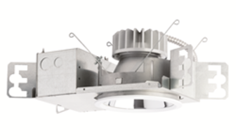 Latest Indigo-Clean 405nm M4DLIC6 Downlights are Sealed to Prevent Spread of Infection