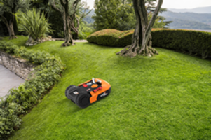 New Landroid M Robotic Mower Comes with Built-In Safety Sensors