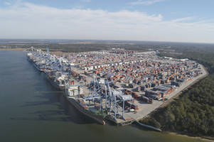 South Carolina Ports Authority Selects NASCENT's Advanced Gate System and enVision Technology for Its Wando Terminal Chassis Yard