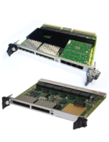 New ComEth4070e and ComEth4050e Ethernet Features up to 24 Rear GigE Ports and 8 Front SFP+ (1/10 GigE)