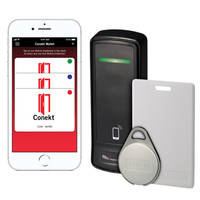 New Conekt Smart Phone Access Control ID Solution Provides Easy Way to Distribute Mobile Credentials