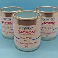 Boston Offers Natron MG Series Inks that are Resistant to Weather and Chemical