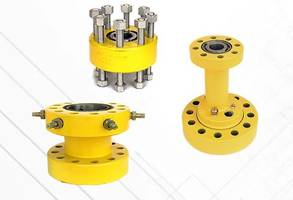 New QCI Gas Lift Wellhead Hanger and Adapter is Designed to Support Capillary Line