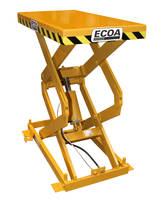 New CLT Series Compact Scissor Lifts Available in Capacities of 2,000, 3,000, 4,000, 5,000 and 6,000 lbs