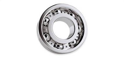 Emerson Introduces High Corrosion Resistance Specialty Steel bearings