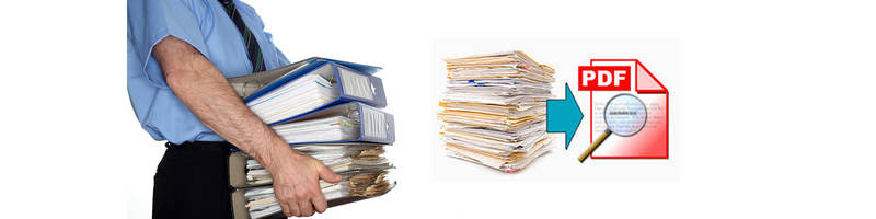 PROSHRED Now Offers PROSCAN Solutions That Provide All Information with a Search Query