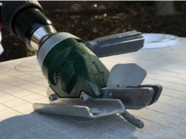 New Snapper Shear Pro Features Durable and Replaceable Steel Blades