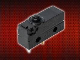 New LCW Series of Snap-acting Switches Feature Contact Rating up to 0.1 amp