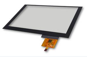 Fujitsu Presents PCAP-S Series Touch Panels with an Operating Life of 10 Million Touches