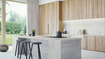 Caesarstone's New PRIMORDIA is Nonporous, Durable and Flexible