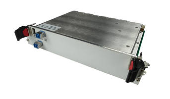 VadaTech Presents VPX981 Optical Amplifier/Splitter Module That Features Blind-Mate Optical Interconnect