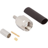 Latest SMA Connectors Offer Low Return Loss from DC to 12.4 GHz