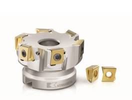 Kennametal Presents Mill 4-12KT Tangential Shoulder Mill for All Steel and Cast Iron Applications