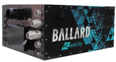 Ballard Announces Order from Wrightbus for 20 Fuel Cell Modules to Power London Buses