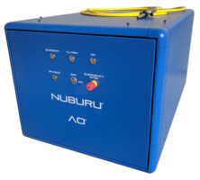 New 500-Watt AO-500 Blue Laser Produces Improved Quality Copper Welds at High Speed