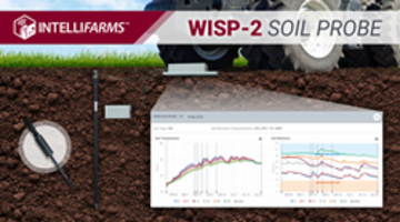 New WISP-2 Soil Probe is Safe to Drive Over