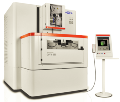 GF Machining Solutions Presents AgieCharmilles CUT C 350, Microlution ML-10 & MLTC and DMP Flex 350 at 2019 Solutions Days