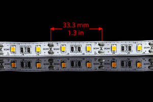 Latest Precision 2835 LED Strip Light is Listed to UL Standard