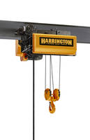 New RY Series Electric Wire Rope Hoists Designed for Safety, Reliability and Performance