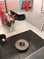 Laser Marking Technology Added to Production at Gear Motions