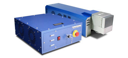 New Laser Marking System Available With 12W / 30W / 60W Configurations