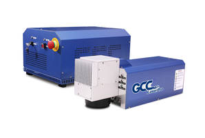 New Marking Machine Features a 20W Fiber Laser
