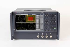 Keysight Presents Network Analyzers That Accelerate Test Times and Improve Throughput