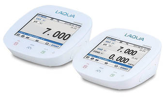 New LAQUA Benchtop Meters Provides 0.01 and 0.001 pH Resolutions