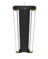 New Double LED Bay Light Dissipates Heat Quickly and Keeps Light Shining Bright