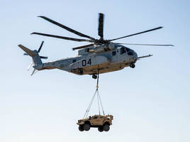 Sikorsky Receives Contract to Build 12 CH-53K Heavy Lift Helicopters