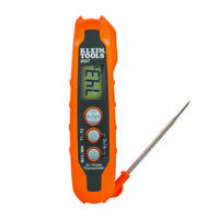 New Dual IR/Probe Thermometer Measures Temperatures Ranging from -40 to 572 degree F