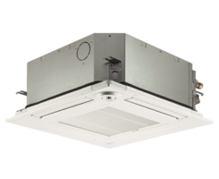 Mitsubishi Releases SLZ-KF Four-Way Ceiling Cassette with 3D i-see Sensor