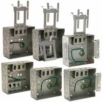RACO Presents STAB-iT II Series Electrical Boxes with Built-In Cable Clamps