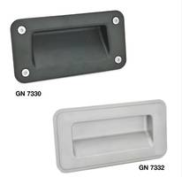 JW Winco Offers GN 7332 and GN 7330 Gripping Trays with Front or Back Mounting Options