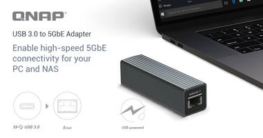QNAP Offers QNA-UC5G1T USB 3.0 to 5GbE Adapter with Aquantia AQC11U Driver