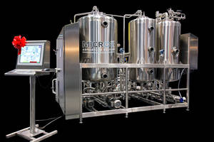 New MicrO2 Blending System Utilizes Sparging Technology for Injecting CO2 into Blended Product