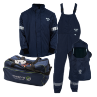 Enespro Offers New Arc Flash Kits with ASTM F1506 and OSHA 29 CFR 1910.269 Standards