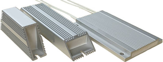 New BR Series Metal-Clad Braking Resistors Withstand a Voltage of 2500V AC