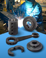 Stafford Introduces Weldable Shaft Collars & Couplings to Solve Design and Maintenance Problems