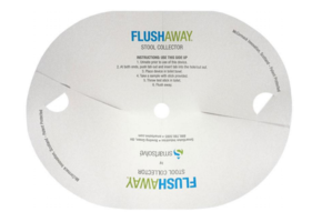 New FlushAway Stool Collector Reduces Specimen Contamination and Sample Exposure Risks