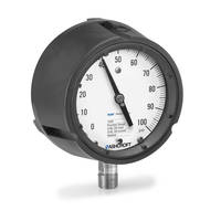 New 1259 Pressure Gauge with Patented PLUS! Performance Option