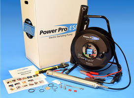 New Power Pro ESP Electric Sampling Pump Utilizes Cutting-edge Pumping Technology