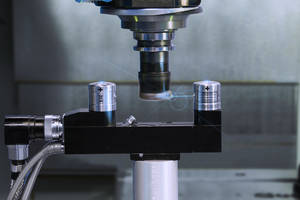 New NC4+ Blue System Developed by Renishaw Increases Tool Measurement Accuracy