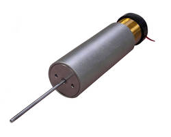 New Linear Voice Coil Motor Includes Encoder and Servo Controller for Closed-loop Operation