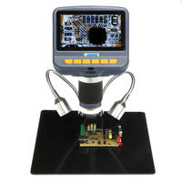 Saelig Announces SAE106S Digital Microscope for PCB Inspection Applications