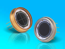 New YAG Detectors Feature Active Area Diameters Ranging from 5 mm to 14 mm
